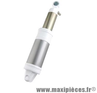 amortisseur doppler oleopneumatique blanc entraxe 326mm pour mbk booster stunt ...