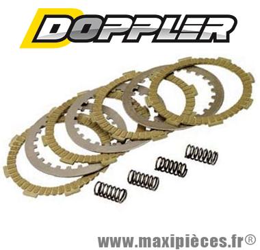 disque d'embrayage doppler pour moteur minarelli am6 yamaha dt tzr peugeot xps xp6 x-power...
