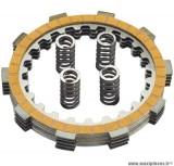 Disque d'embrayage polini pour moteur am6 yamaha tzr dt mbk x-power x-limite aprilia rs peugeot xps xp6 xr6 ...