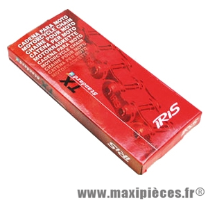 Chaine (420) standard 134 maillons pour 50 à boite .