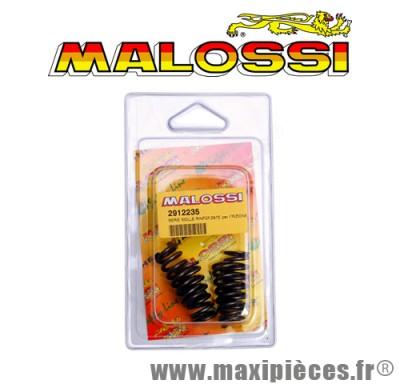 ressort disque d'embrayage malossi renforcé pour moteur minarelli am6 le jeu de 4.