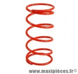 Ressort d'embrayage malossi rouge 4.1 (racing) pour booster nitro sr50 f12 keeway yamaha ...
