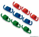 Ressorts d'embrayage malossi racing (3 paire de 3) pour booster nitro sr50 f12 ...