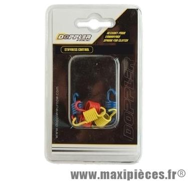 Ressorts d'embrayage doppler (2machoires) 3par2 pour booster bws ...
