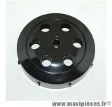 Cloche d'embrayage black édition ventilé pour booster nitro sr50 f12 diamètre 107.