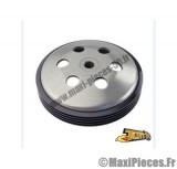 tambour d'embrayage tun'r pour booster nitro sr50 f12 noir diamètre 107.